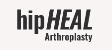 hipHEAL Arthroplasty