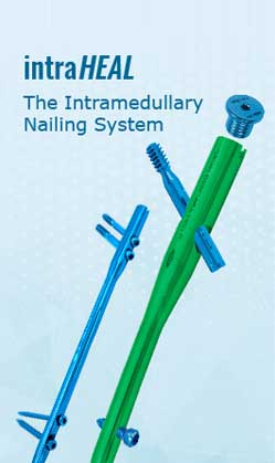intraHEAL - The Intramedullary Nailing System